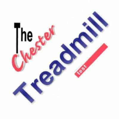 Chester Treadmill Test Software