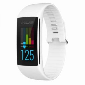 Polar A360 Fitness Tracker - White (Medium)