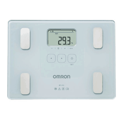 Omron BF212 Body Composition Scale