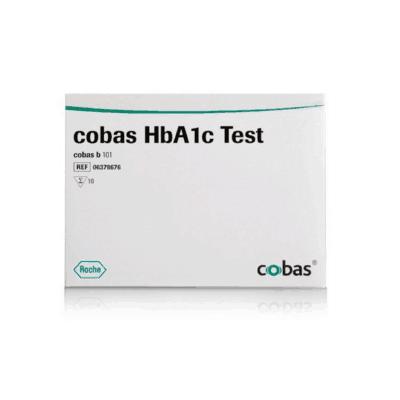 Cobas b 101 HbA1c Panel 10pc