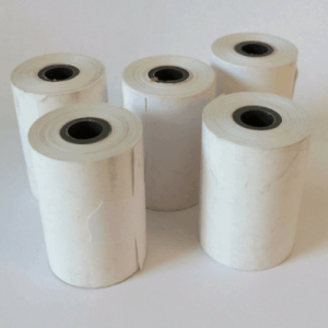 Omron Thermal Printer Paper Rolls (5 Pack)